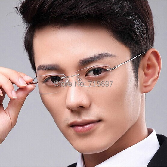 Japanese Frameless Glasses : framing steps Picture - More Detailed Picture about Mens ...