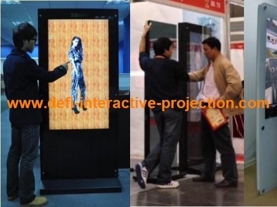 46 Inch Dual-touch IR Touch Screen panel with High Sensitivity , LCD and monitor for touch table, kiosk etc(China (Mainland))