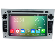 Android 5.1.1 HD 1024*600 Quad core 16GB Car DVD Player Radio GPS Stereo Navigation For Opel Astra H Vectra Corsa Zafira B C G