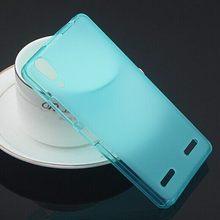 Мода пудинг силиконовых мягкий чехол для Lenovo A6010 плюс противоскольжения матовой крышкой для Lenovo на 6010 плюс Высокое качество