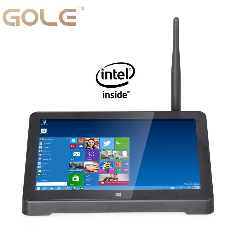 7 Inch 1280*800 IPS 2GB RAM 64GB ROM Windows 10 & Android 4.4 Dual OS Intel Z3735F Quad Core Mini PC(China (Mainland))