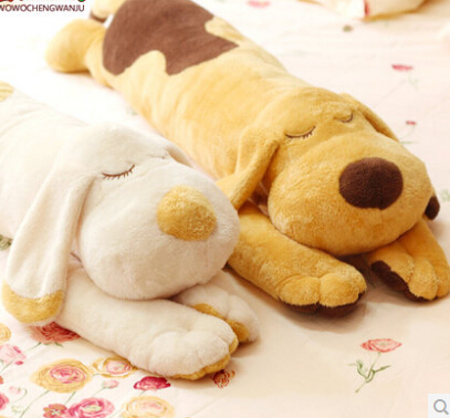 Free shipping new cartoon cute puppy plush pillow / removable and washable plush toy features a birthday gift. A-0354(China (Mainland))