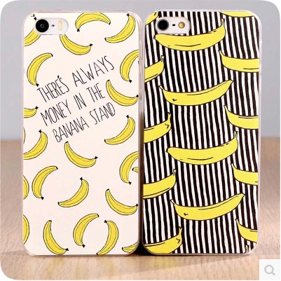 Fruit Banana Fashion Case Cover Apple iPhone 5 5S Series Plastic Phone - ShenZhen ChengXiang Technology co., LTD store