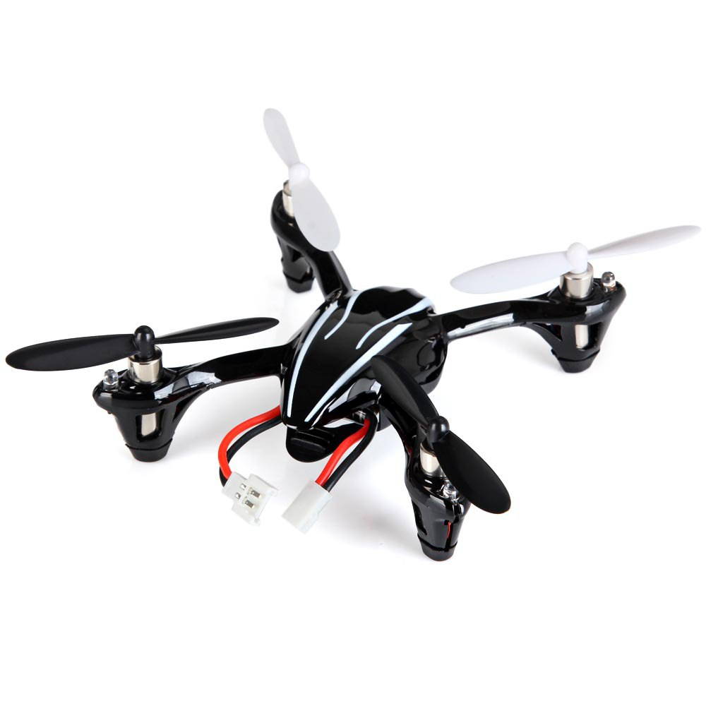 New and Fahion Mini Drone Hubsan H107L 4CH 2.4GHz RC Quadcopter 6-Axis Gyro Helicopter with LED Light Best RC Toy Children Gifts(China (Mainland))