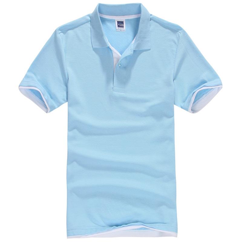 Brand New Men's Polo Shirt For Men Desigual Polos Men Cotton Short Sleeve shirt sports jerseys golf tennis Plus Size XS - 3XL()