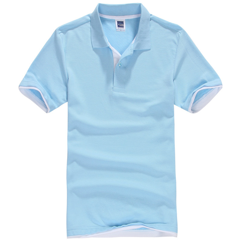 Brand New Men's Polo Shirt For Men Desigual Polos Men Cotton Short Sleeve shirt sports jerseys golf tennis Plus Size XS - 3XL()