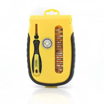 Mini screwdriver set for yourself   Portable professional screwdriver set for your household