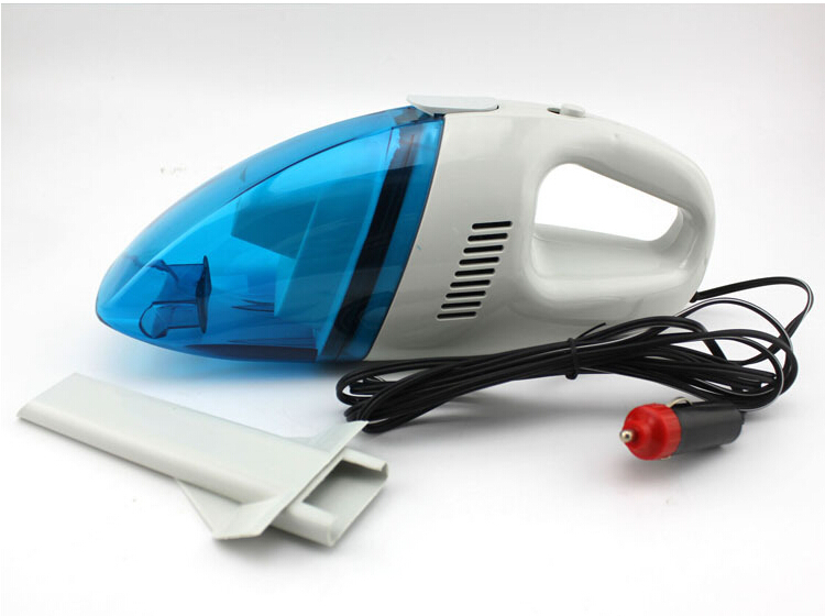 12V Portable Wet Dry Handheld Rechargeable Car Vacuum Clearner With Fliter &PlugFree Dropshipping(China (Mainland))