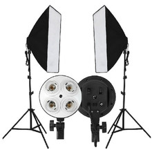 Photography Softbox With Light Stand For Photo Studio