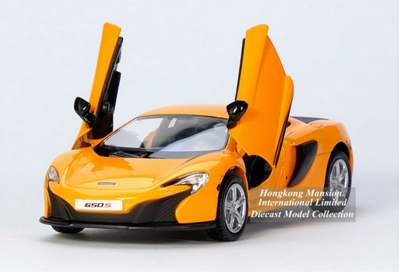 136 Car Model For McLaren 650S (6)