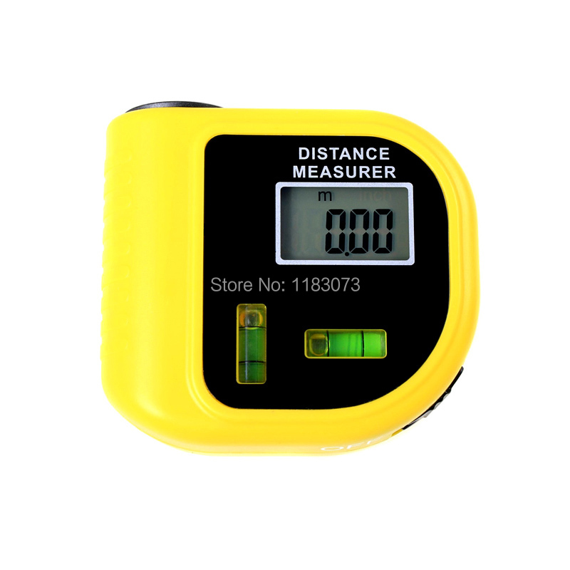 Digital Distance Measuring Equipment : Laser distance measuring tools promotion shop for