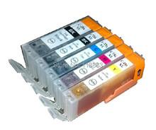 PGI-250 CLI-251 compatible ink cartridge for canon PIXMA MG5420 IP7220 MX722 MX922 MG5520 MG6420 MG5620 MG6620 MG5522 iX6820(China (Mainland))