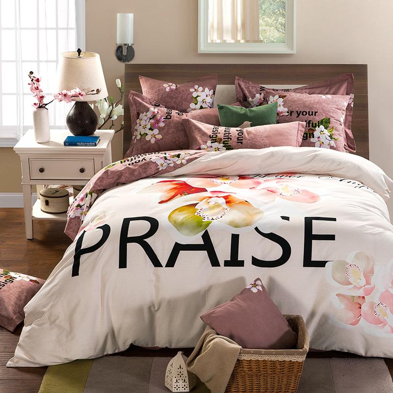 achetez en gros violet couette en ligne des grossistes violet couette chinois. Black Bedroom Furniture Sets. Home Design Ideas
