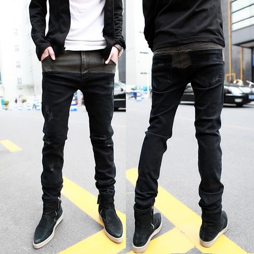Boys Skinny Jeans Colors Boys Slim Skinny Jeans