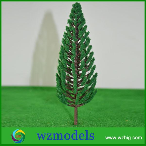 Wholesale 50pcs Architectural Model Tree Plastic Scale Model Tree<br><br>Aliexpress