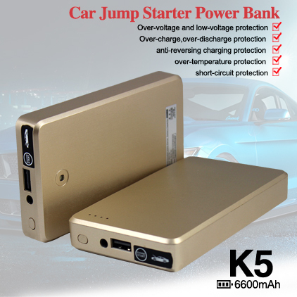 Best selling products portable power bank jump start car battery in