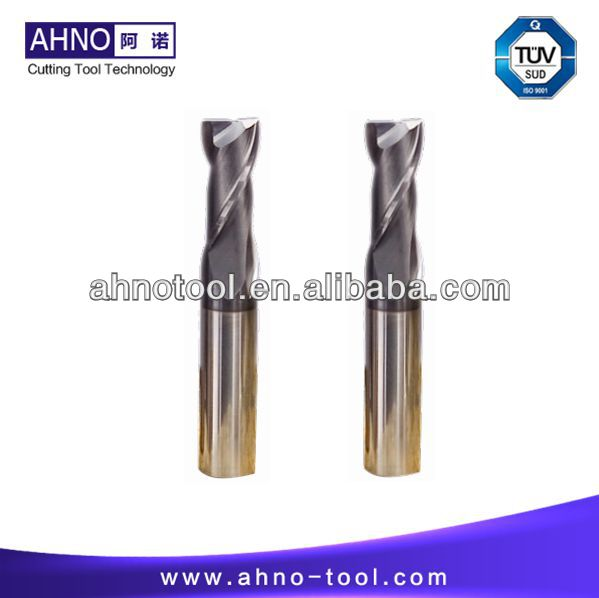 5pcs/lot D10.0mmx25mmx75mm 2 Flutes Flat 100% Tungsten Solide Carbide Micro End Mill Cutter For CNC Milling Free shipping(China (Mainland))