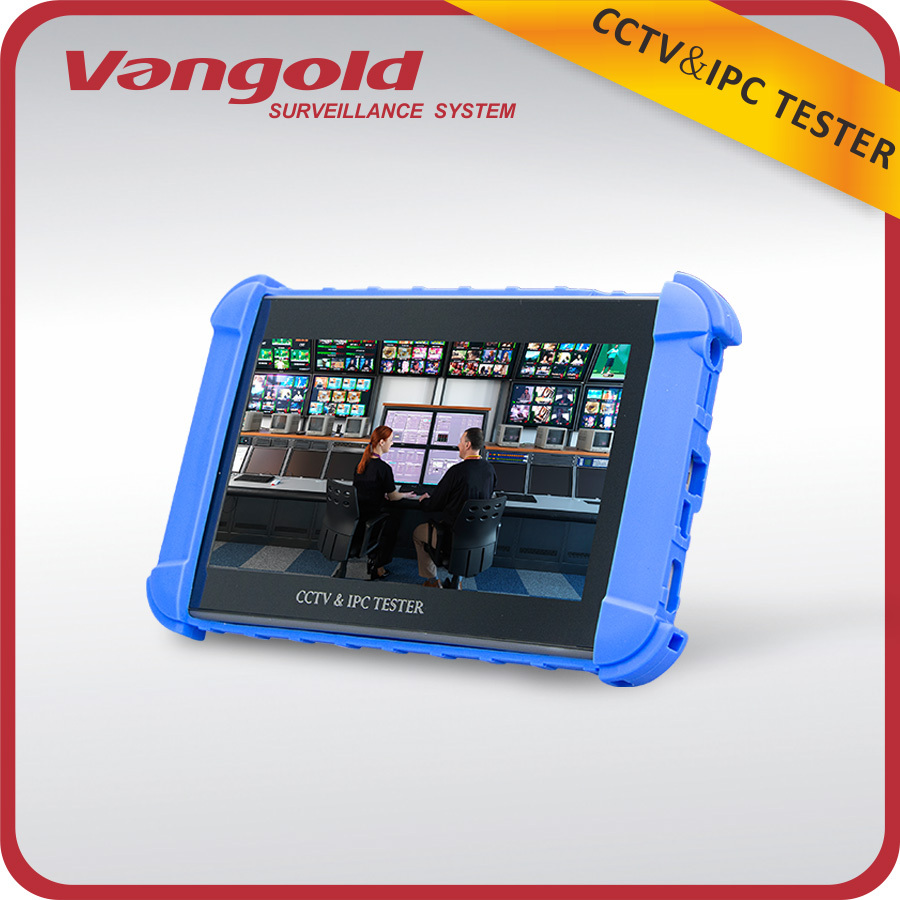 7 Inch Wifi Touch Screen CCTV Camera and IP Camera Tester Onvif Monitor Video PTZ Controller IP Address Scan PING Test(China (Mainland))