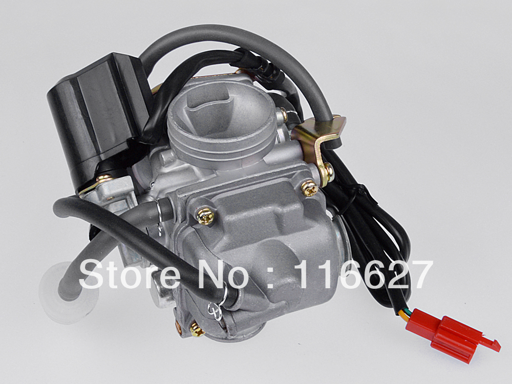24mm Carb Carburetor 125cc 150cc 150 Scooter Roketa SUNL For Honda font b GY6 b font