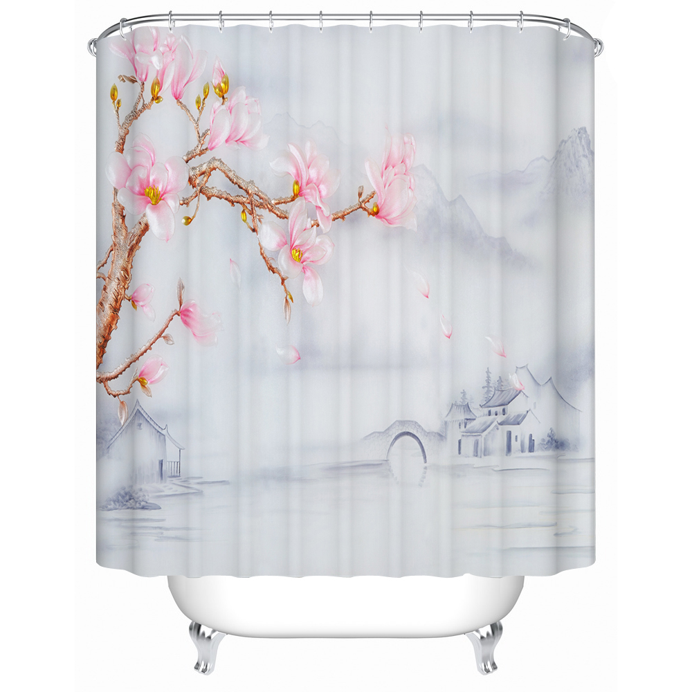 Online Get Cheap Waterproof Fabric Shower Curtain Alibaba Group