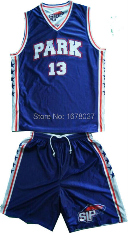 Top sale custom wholesale 100%polyester quick dry basketball uniform(China (Mainland))