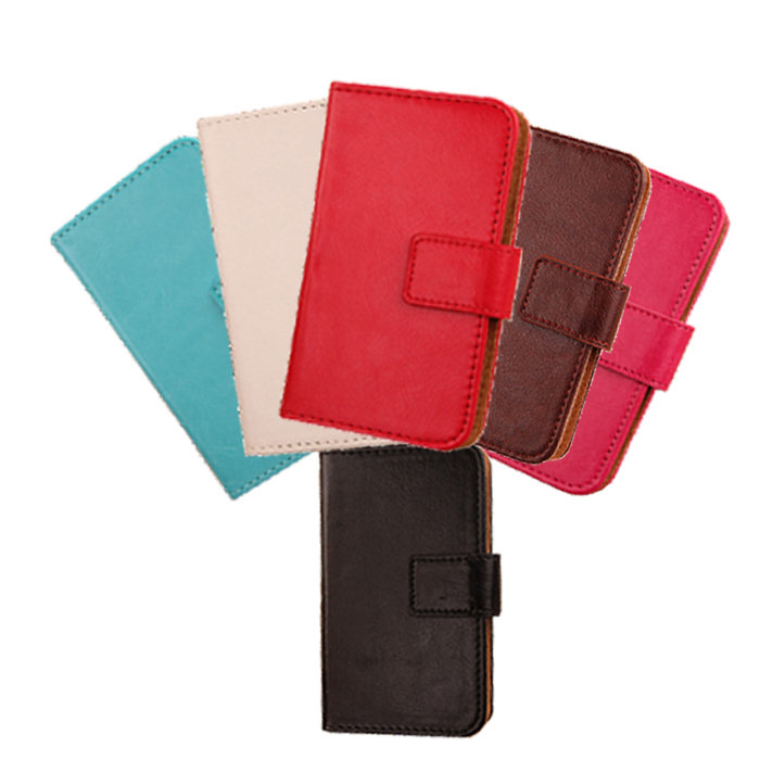 6 Colors Choose Case For LG G Stylo LS770 G4 Note G4 Stylus PU Leather Flip Cover Mobile Phone Accessories With Card Slot(China (Mainland))