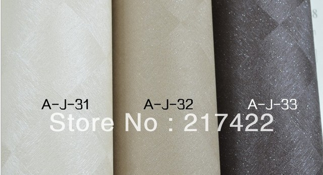 0.53x10m/Roll PVC Wallpaper for House Decor