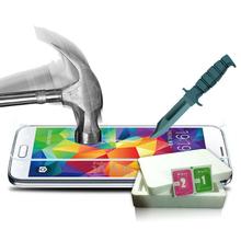 0.26 мм 9 закаленное стекло для Samsung Galaxy S5 S4 S3 J1 J5 примечание 2 3 4 альфа гранд премьер-страусовых премиум-экран протектор фильм розничной коробке