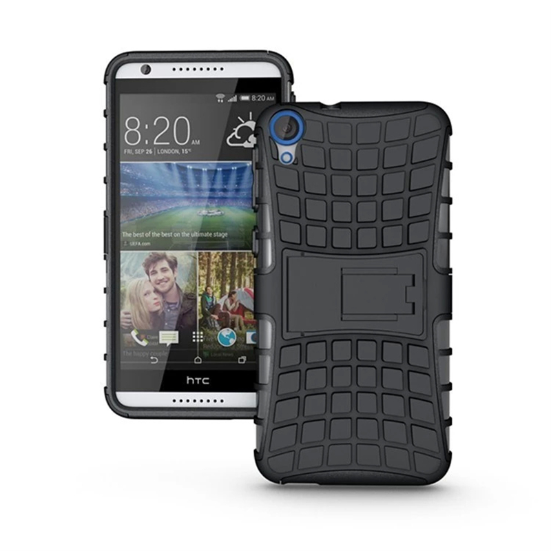 For HTC Desire 820 Case D820 D820U D820T Heavy Duty Armor Shockproof Hard Silicone Rubber Phone Case For HTC Desire 820 Cover !<(China (Mainland))