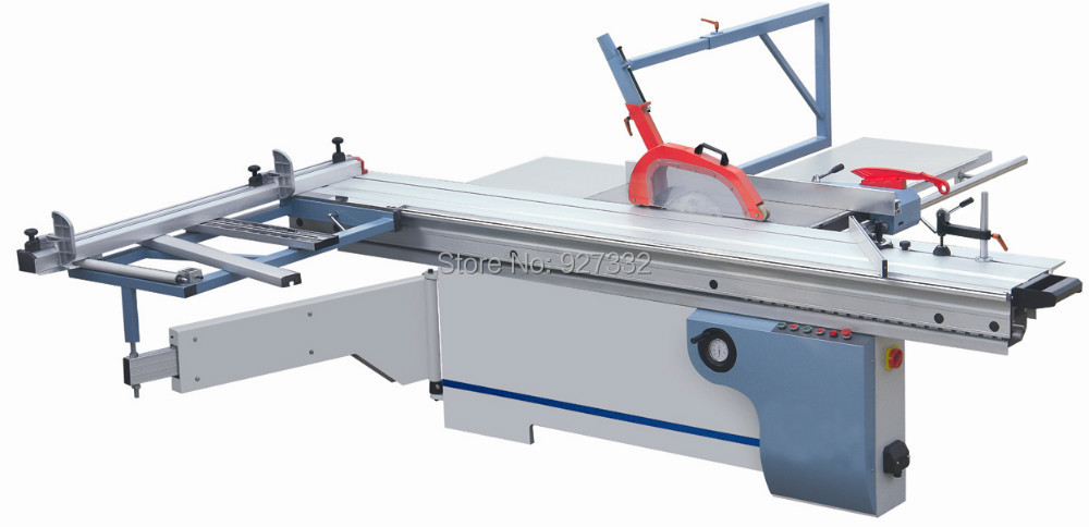 MJ6130 type of mechanical panel saw with dust collector(China (Mainland))
