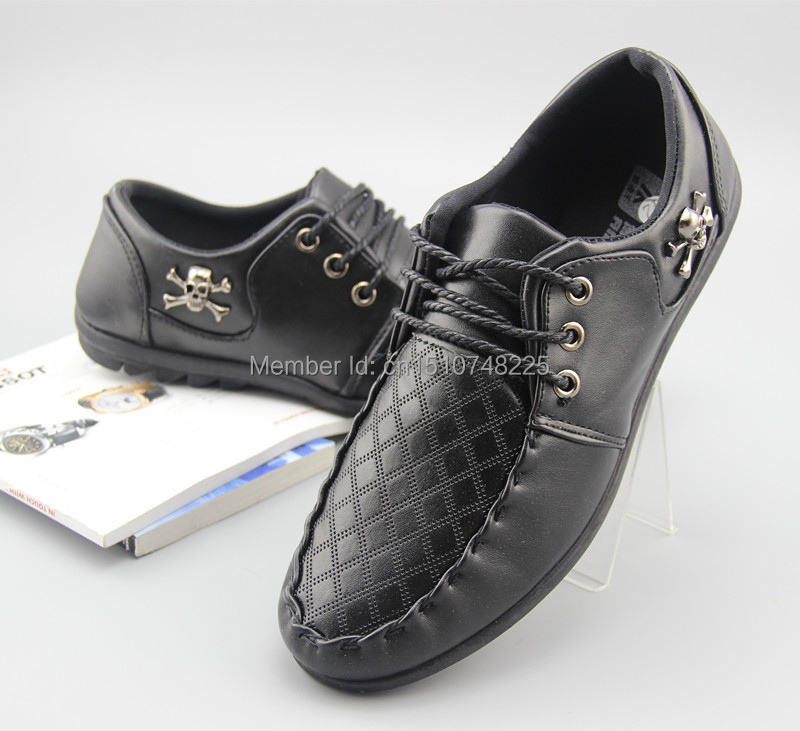 free shopping black work shoes slip resistant shoes