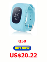 image for GPS Q90 Smartwatch Touch Screen WIFI Positioning Children Smart Wrist