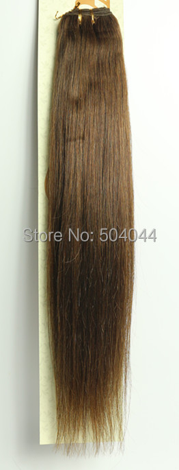 free shipping 16-28 100g/pcs wholesale100% Human Hair weft weaving #4<br><br>Aliexpress