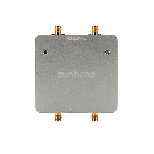 sunhans 1W 802.11b/g/n 2.4Ghz 2T2R 300Mbps WiFi Signal Booster - SheungWo Technology Co., Ltd. store