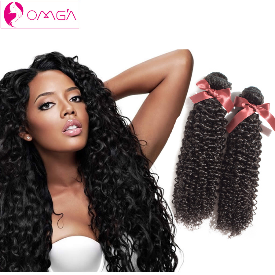 Peruvian Virgin Hair Kinky Curly Weave 3Bundles #1B Unpressed Hair Extensions KInky Curly Human Hair r 7a Freeshipping<br><br>Aliexpress