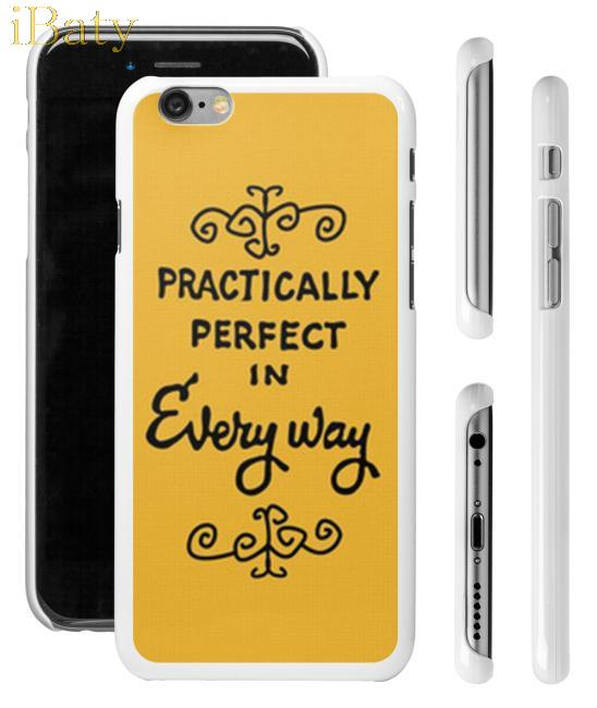 2015 Hot Selling Mary Poppins Fashion Cell Phone Case Apple iPhone 4 4s 5 5s 5c 6 6s plus mobile cover - iBaty Cute Custom Gift Co., Ltd. store