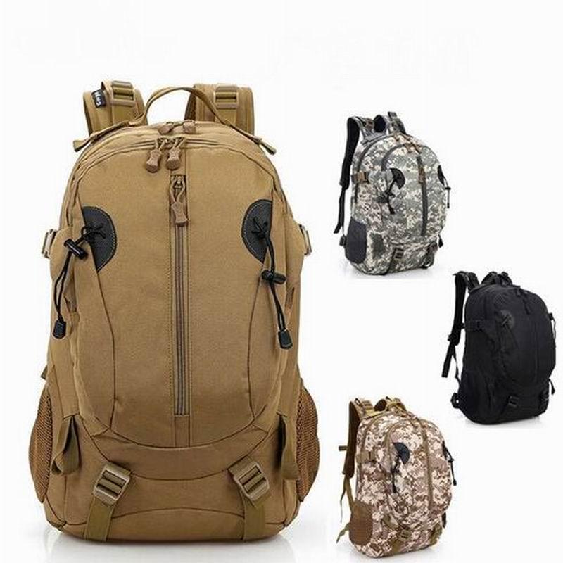 40L Backpacks Outdoor Travel Backpack Tactical Military Large Backpack Rucksacks For Explorer Camping Hiking Trekking Gym YD-173