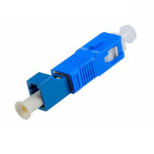 Buy 5PCS SC-LC adapter SC LC Optical fiber adapter Turn round square flange SC-LC Optical fiber coupler Free for $23.39 in AliExpress store