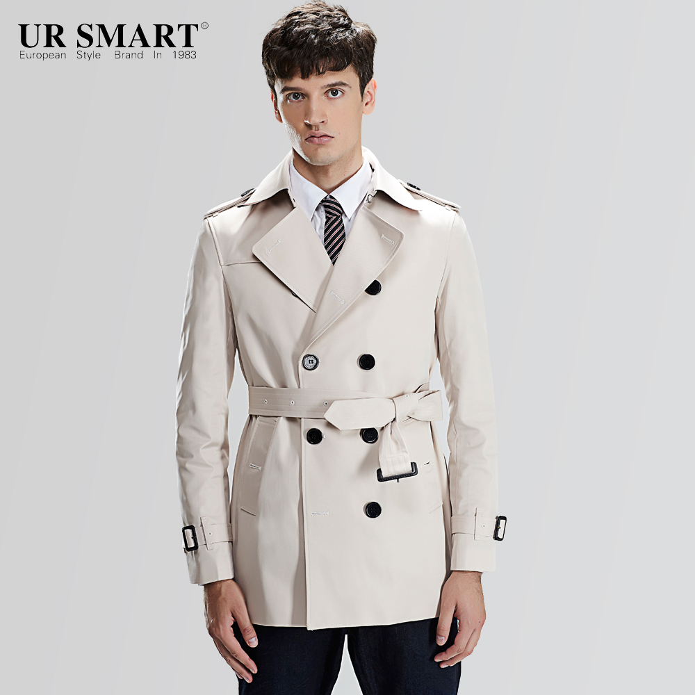 Online Get Cheap White Trench Coat for Men -Aliexpress.com