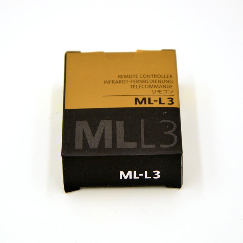 Infrared Remote Control ML L3 MLL3 for Nikon D40 D50 D60 D70 D80 D90 D3200 D5100