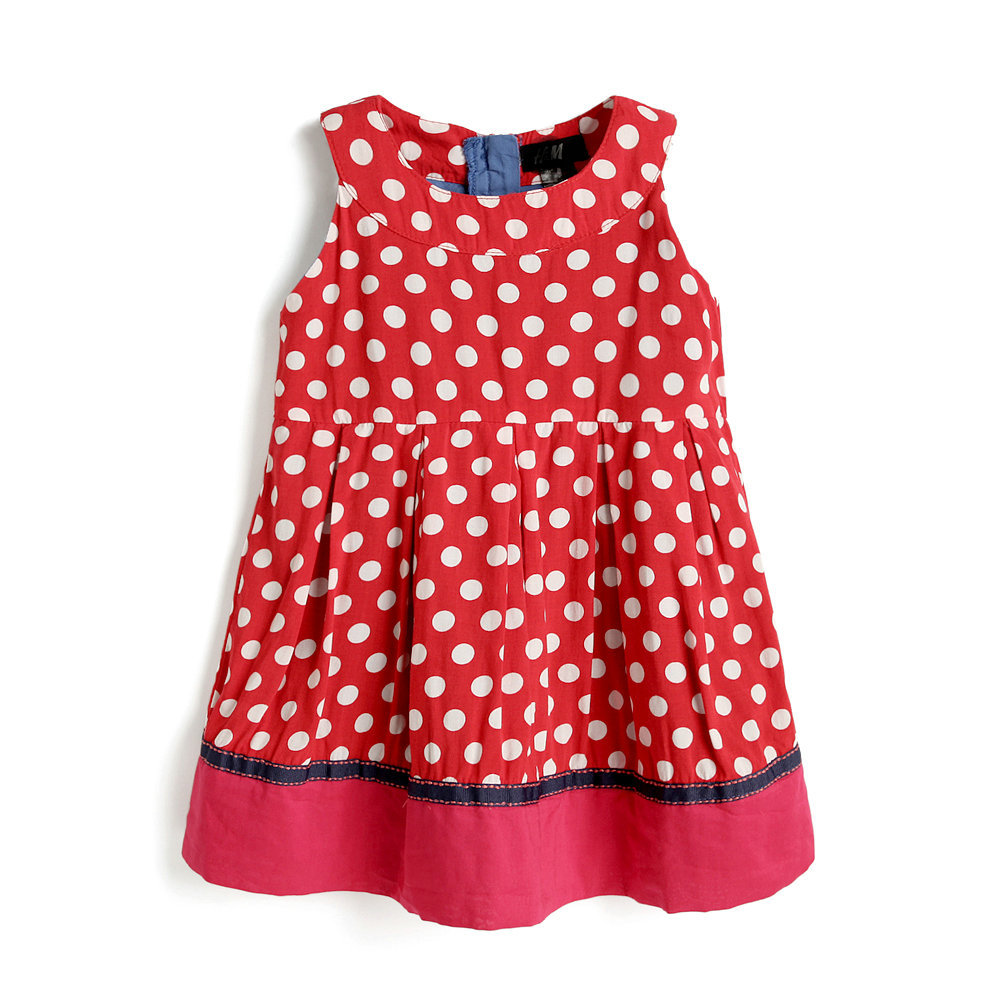 fashion brand girls comforter princess dresses, color yellow white dot chiffon christmas dress for children, Wholesael kids(China (Mainland))