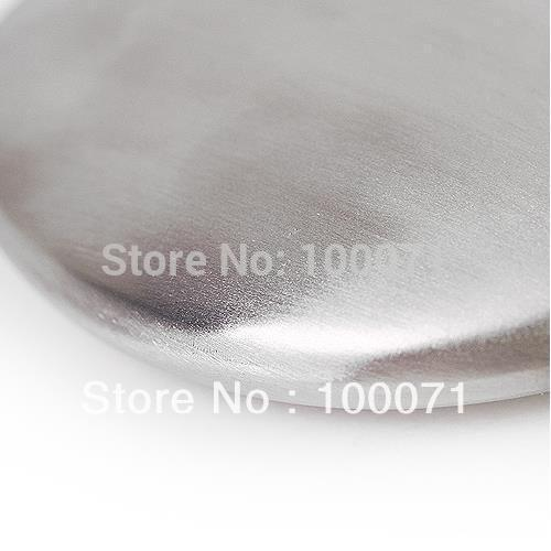 2Pcs Stainless Steel Soap Eliminating Kitchen Bar Odor Smell #3179