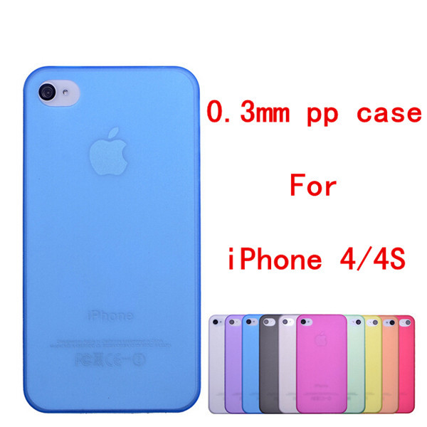 Hot Sale Soft Plastic Matte Case Cover Protector for Apple iPhone 4 4S 5 5S Mobile Phone case(China (Mainland))