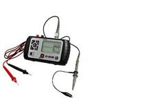 Envío gratis! 2 in1 Mini osciloscopio + multímetro ( tester capacitancia voltímetro Ohmmeter ) Digital portátil scopemeter