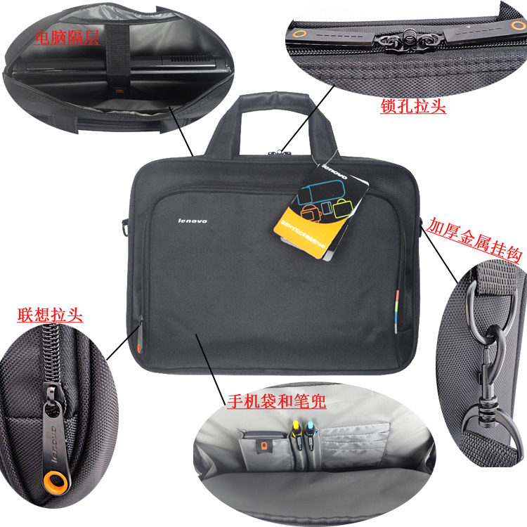 Original new laptop computer bag 17 inch laptop shoulder bag high quality(China (Mainland))