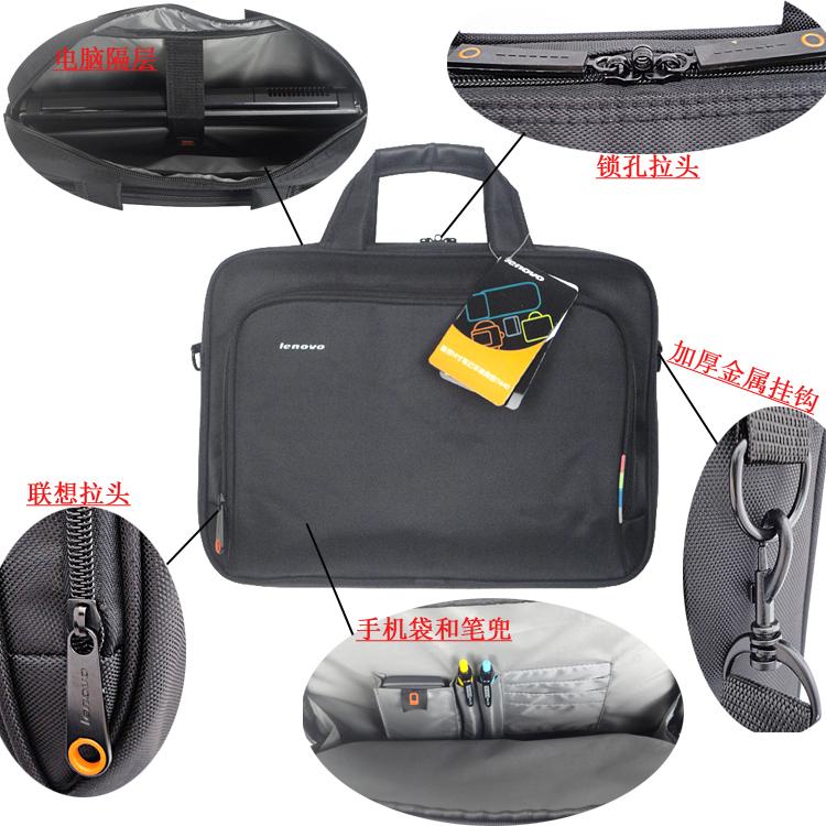 Original brand new Lenovo laptop computer bag 17 inch laptop shoulder bag high quality(China (Mainland))