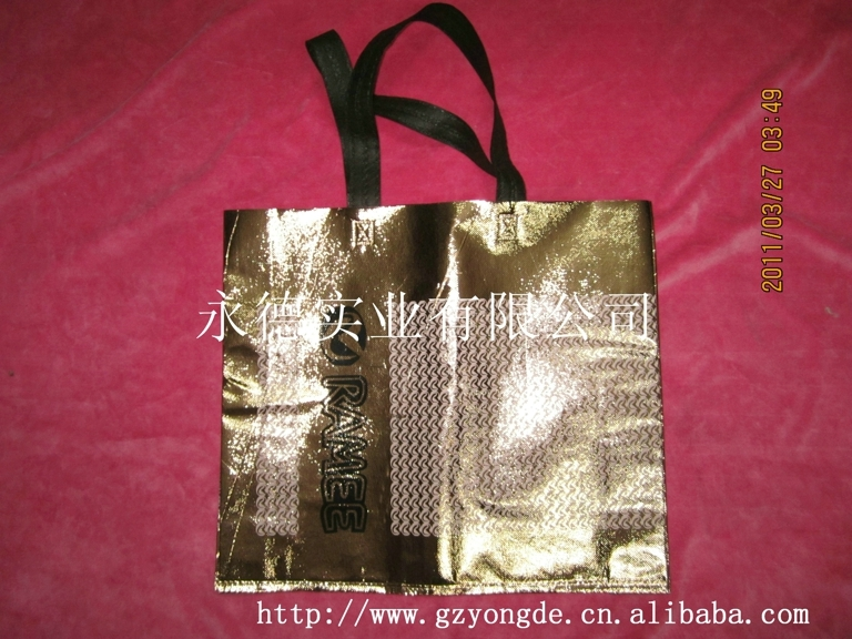Гаджет  [major] manufacturers customized laser non-woven bag custom-made peritoneal non-woven bag made film bag None Изготовление под заказ