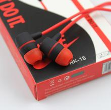 2016 High Quality In-Ear Wired Stereo Headphones headset Earphone earpod For iphone samsung huawei htc mp3/mp4