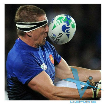 Free shipping 2011 WORLD CUP Rugby Ball,Match ball,Hand sewn,Offical size and weight