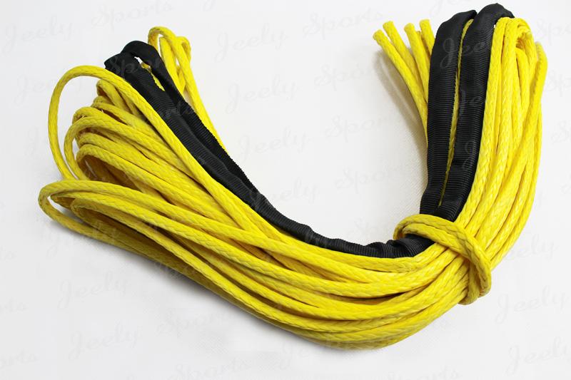1/2''x50' UHMWPE Synthetic Winch rope for 4X4/ATV/UTV/SUV/4WD Free Shipping(China (Mainland))